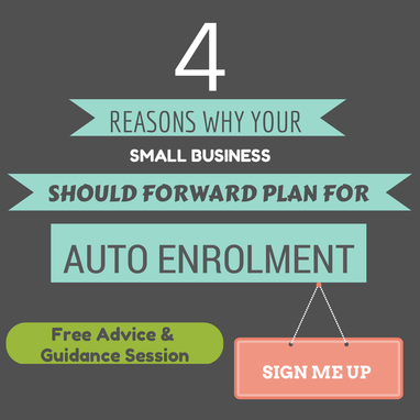 4 reasons why your small business should forward plan for auto enrolment