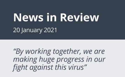 News in Review Wednesday 20th January 2021