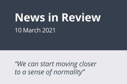 News in Review Wednesday 10th March 2021