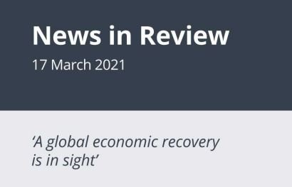 News in Review Wednesday 17th March 2021
